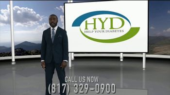Help Your Diabetes TV Spot, 'Reverse Your Diabetes' Featuring Marshall Faulk - Thumbnail 5