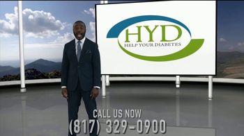 Help Your Diabetes TV Spot, 'Reverse Your Diabetes' Featuring Marshall Faulk - Thumbnail 6