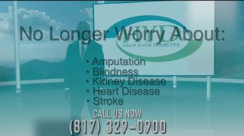 Help Your Diabetes TV Spot, 'Reverse Your Diabetes' Featuring Marshall Faulk - Thumbnail 8