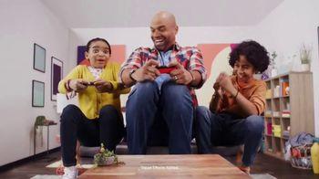 Nintendo Super Mario 3D World + Bowser's Fury TV Spot, 'Nickelodeon: Team Up'