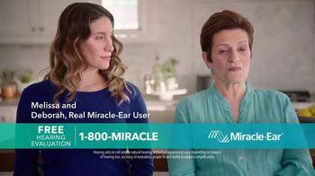 Miracle-Ear MINI TV Spot, 'Melissa and Deborah: Short Hair'