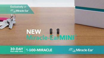 Miracle-Ear MINI TV Spot, 'Melissa and Deborah: Short Hair' - Thumbnail 10