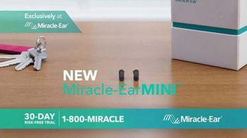 Miracle-Ear MINI TV Spot, 'Melissa and Deborah: Short Hair' - Thumbnail 9