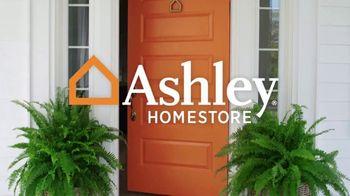 Ashley HomeStore Anniversary Mattress Sale TV Spot, '50% Off Ashley-Sleep' - Thumbnail 1