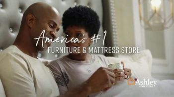 Ashley HomeStore Anniversary Mattress Sale TV Spot, '50% Off Ashley-Sleep' - Thumbnail 9
