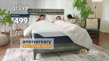 Ashley HomeStore Anniversary Mattress Sale TV Spot, '50% Off Ashley-Sleep' - Thumbnail 3