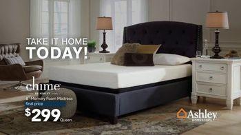 Ashley HomeStore Anniversary Mattress Sale TV Spot, '50% Off Ashley-Sleep' - Thumbnail 5