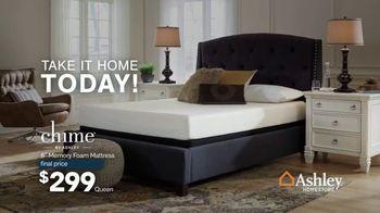 Ashley HomeStore Anniversary Mattress Sale TV Spot, '50% Off Ashley-Sleep' - Thumbnail 6