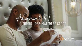 Ashley HomeStore Anniversary Mattress Sale TV Spot, '50% Off Ashley-Sleep' - Thumbnail 8