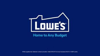 Lowe's TV Spot, 'To Greener Grass' - Thumbnail 6