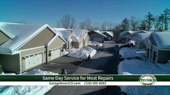 Precision Door Service TV Spot, 'Denver: When It Gets Cold' - Thumbnail 1