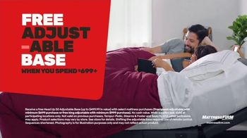 Mattress Firm Presidents Day Sale TV Spot, 'Ends Soon: Save up to $500' - Thumbnail 5