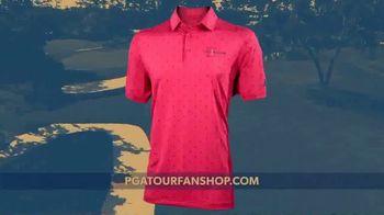 PGA Tour Fan Shop TV Spot, 'The Players Championship Gear' - Thumbnail 5