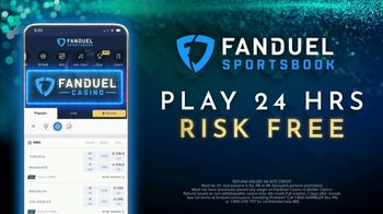 FanDuel Casino TV Spot, 'Home Is Where the Action Is: Play Risk Free' - Thumbnail 8