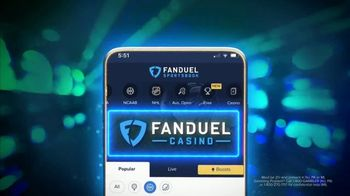 FanDuel Casino TV Spot, 'Home Is Where the Action Is: Play Risk Free' - Thumbnail 3