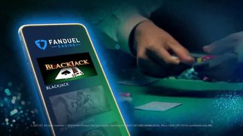 FanDuel Casino TV Spot, 'Home Is Where the Action Is: Play Risk Free' - Thumbnail 4