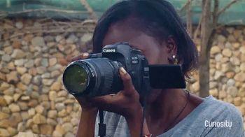 CuriosityStream TV Spot, 'Nature Through Her Eyes' - Thumbnail 8