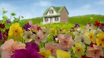 Air Wick Scented Oils Spring Collection TV Spot, 'One Square Foot: Wildflowers'