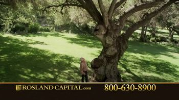 Rosland Capital TV Spot, 'Take a Look at This Tree' Featuring William Devane
