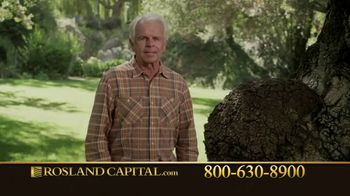 Rosland Capital TV Spot, 'Take a Look at This Tree' Featuring William Devane - Thumbnail 3