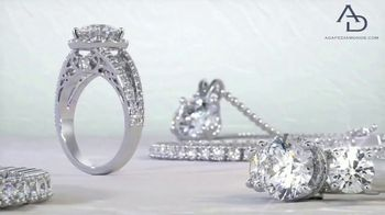 Agape Diamonds TV Spot, 'Give Her the Gift That Will Last a Lifetime' - Thumbnail 1