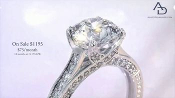 Agape Diamonds TV Spot, 'Give Her the Gift That Will Last a Lifetime' - Thumbnail 7