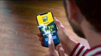 FOX Bet Sportsbook App TV Spot, 'Bring the Boom: $10 Free'