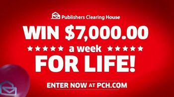 Publishers Clearing House TV Spot, 'Real People: Win $7,000 a Week' Featuring Terry Bradshaw - Thumbnail 9