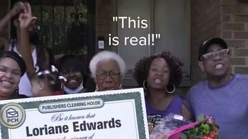 Publishers Clearing House TV Spot, 'Real People: Win $7,000 a Week' Featuring Terry Bradshaw - Thumbnail 4