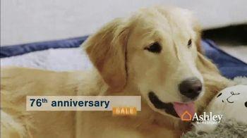 Ashley HomeStore 76th Anniversary Sale TV Spot, '$1,000 Off Storewide' - Thumbnail 2