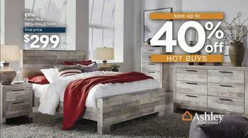 Ashley HomeStore 76th Anniversary Sale TV Spot, '$1,000 Off Storewide' - Thumbnail 5