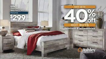 Ashley HomeStore 76th Anniversary Sale TV Spot, '$1,000 Off Storewide' - Thumbnail 6