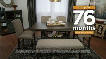 Ashley HomeStore 76th Anniversary Sale TV Spot, '$1,000 Off Storewide' - Thumbnail 7