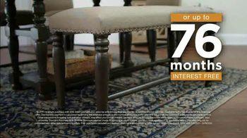 Ashley HomeStore 76th Anniversary Sale TV Spot, '$1,000 Off Storewide' - Thumbnail 8
