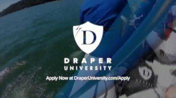 Draper University TV Spot, 'Learn From the Best' - 60 commercial airings