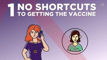 AARP Services, Inc. TV Spot, 'Vaccine Scams' - Thumbnail 6