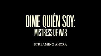 Peacock TV TV Spot, 'Dime Quién Soy: Mistress of War' [Spanish] - Thumbnail 9