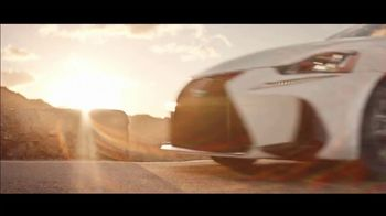 2020 Lexus IS TV Spot, 'Legacy in the Making' [T2] - Thumbnail 9