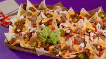 Taco Bell: 50% Off Nachos Party Pack