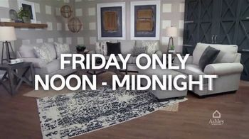 Ashley HomeStore Midnight Madness TV Spot, 'BOGO 50% Off or Special Financing' - Thumbnail 1