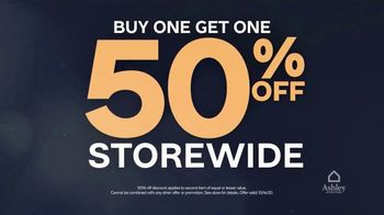 Ashley HomeStore Midnight Madness TV Spot, 'BOGO 50% Off or Special Financing' - Thumbnail 2