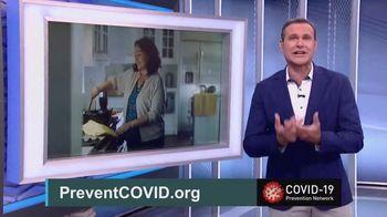 COVID-19 Prevention Network TV Spot, 'Univision: ayúdanos a terminar con la incertidumbre' con Alan Tacher [Spanish]