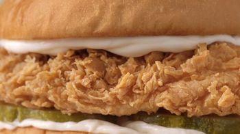 Popeyes Chicken Sandwich TV Spot, 'Inkyhooper: Cajun Style Turkey' - Thumbnail 4