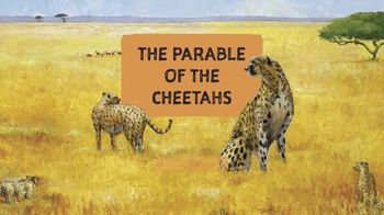 Deseret Book TV Spot, 'The Parable of Cheetahs'