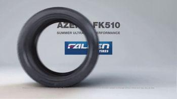 Falken Azenis FK510 Tire TV Spot, 'Summer Ultra High Performance' - Thumbnail 6