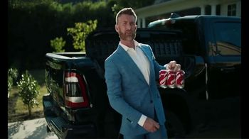 Ram Trucks TV Spot, 'Marty Party: The Perfect Home Tailgate' Featuring Marty Smith [T1] - Thumbnail 7