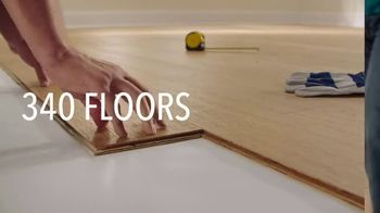 L.L. Flooring Biggest Sale of the Year TV Spot, 'Homebodies'