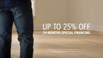 L.L. Flooring Biggest Sale of the Year TV Spot, 'Homebodies' - Thumbnail 7