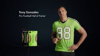 Wonderful Pistachios TV Spot, 'Mascot' Featuring Tony Gonzalez - Thumbnail 2