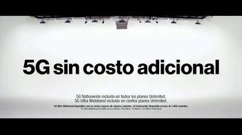 Verizon TV Spot, 'Mix and Match: $800 dólares al cambiarte y llamadas ilimitadas a México' [Spanish] - Thumbnail 3